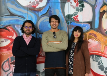 It's hands on and not all just theory: Indian students on UNSW Art & Design courses