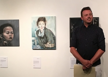 2018 Shirley Hannan National Portrait Award