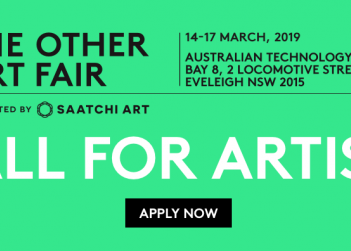 The Other Art Fair Sydney 2019 | Call for Artists