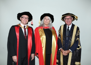 UNSW honorary degree awarded to Judith Neilson AM