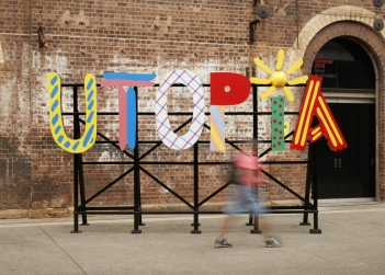 Sam Cranstoun, Utopia, The National, Carriageworks. Image from Zan Wimberley