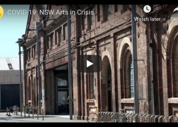 UNSW Sydney Associate Professor Lizzie Muller discusses the impact of COVID-19 on the NSW arts sector and the actions needed to avoid crisis.