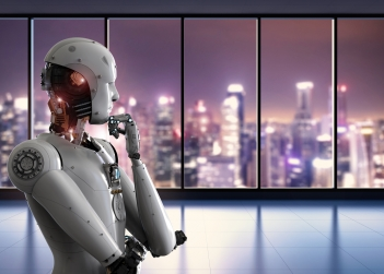 Having the right sonic language will help us accept robots as non-threatening. Image: Shutterstock