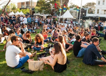 Volunteer at Surry Hills Festival 2018