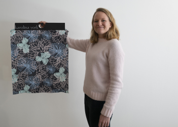 Students' rug and textile designs reap rewards