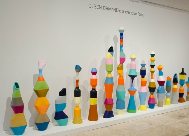OLSEN ORMANDY: a creative force