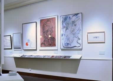 Adelaide Perry Prize for Drawing Exhibition