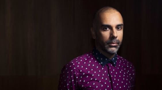 """""""International curatorial vision"""": José Da Silva has been named the new director of UNSW Galleries. Photo: Supplied"""