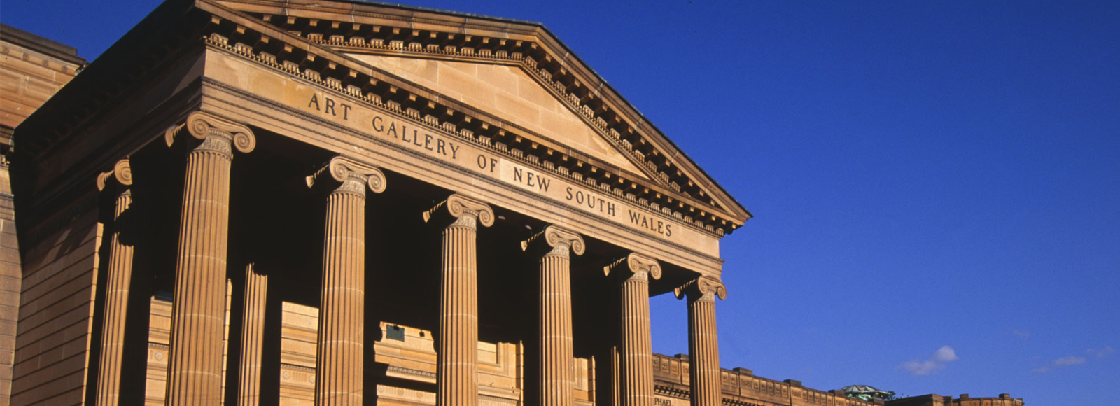 Art Gallery of New South Wales. Photo: Arts NSW