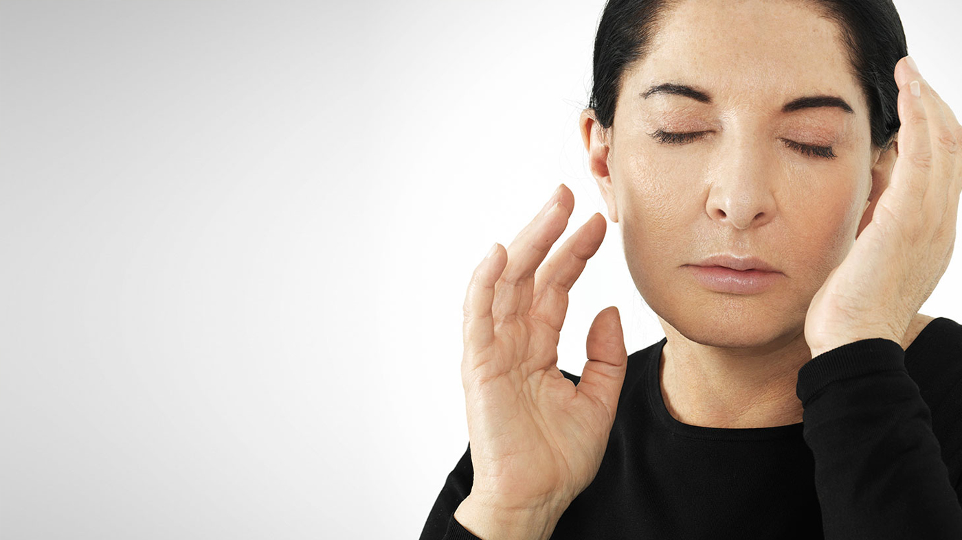 Marina Abramovic: In Residence, 24 June - 05 July, Kaldor Public Art Projects