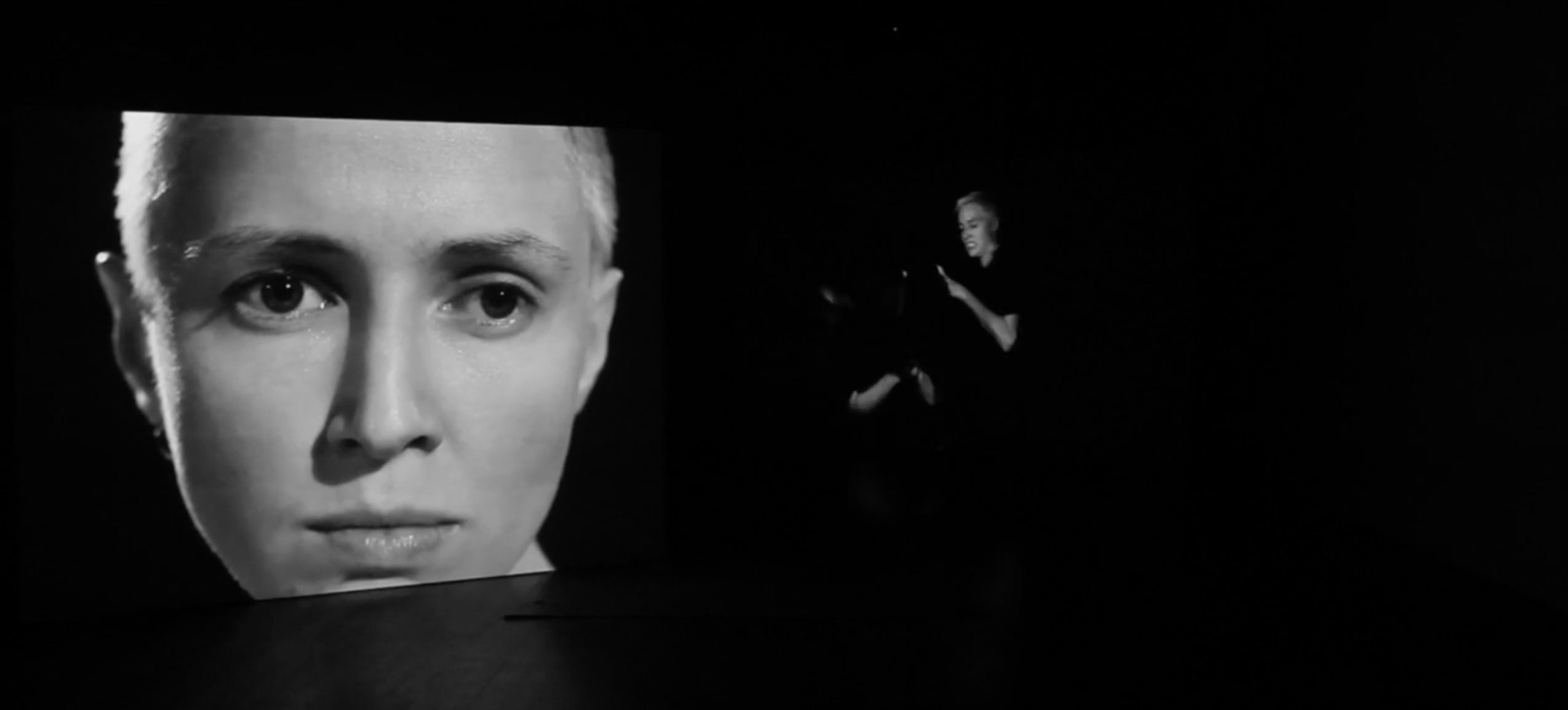 Sydney Contemporary, Heat, dual-channel video by Sydney Artist Collective Hissy Fit